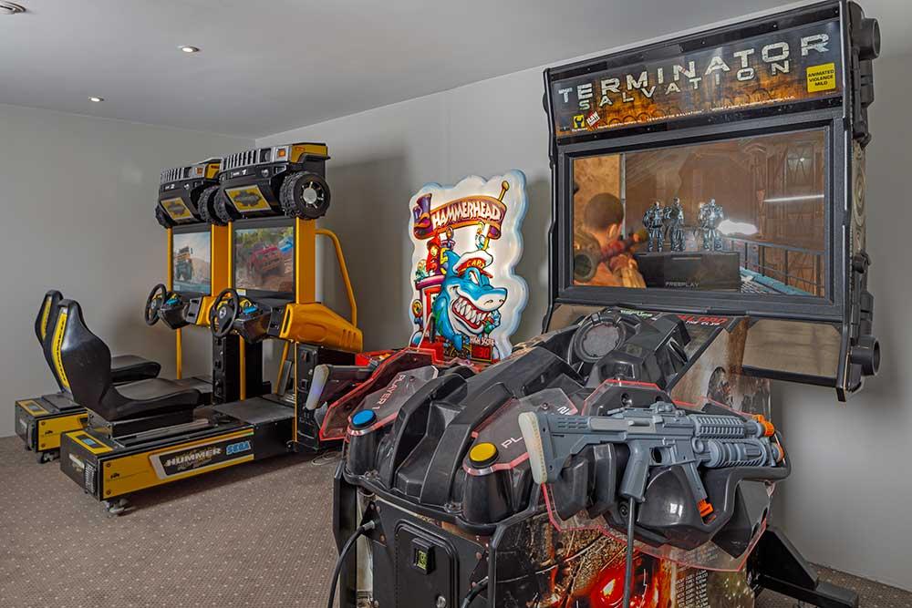 Игровая комната санатория «Форос» 4* в Крыму