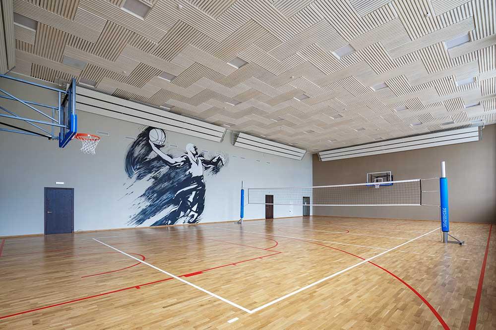 Спорт санатория «Форос» 4* в Крыму