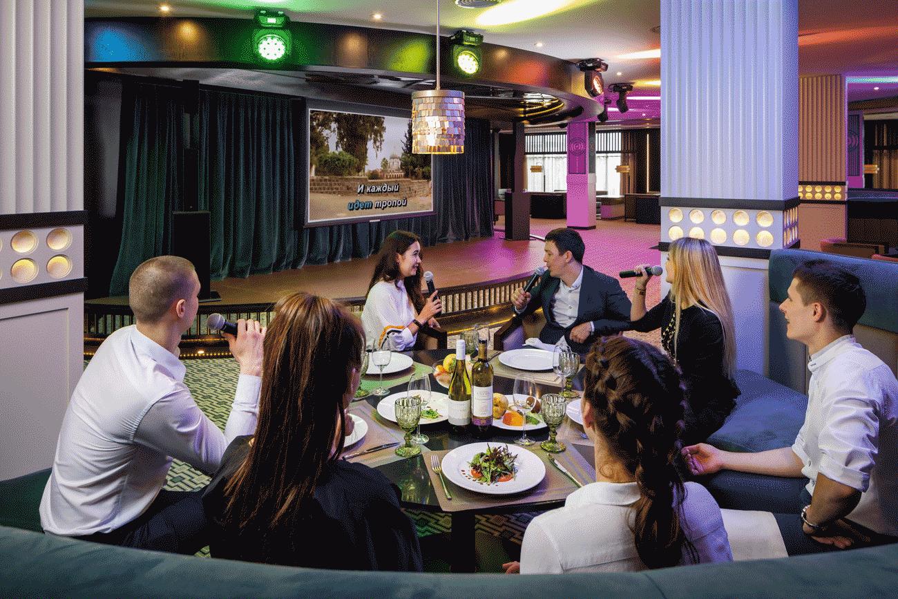 Ресторан санатория «Форос» 4* в Крыму